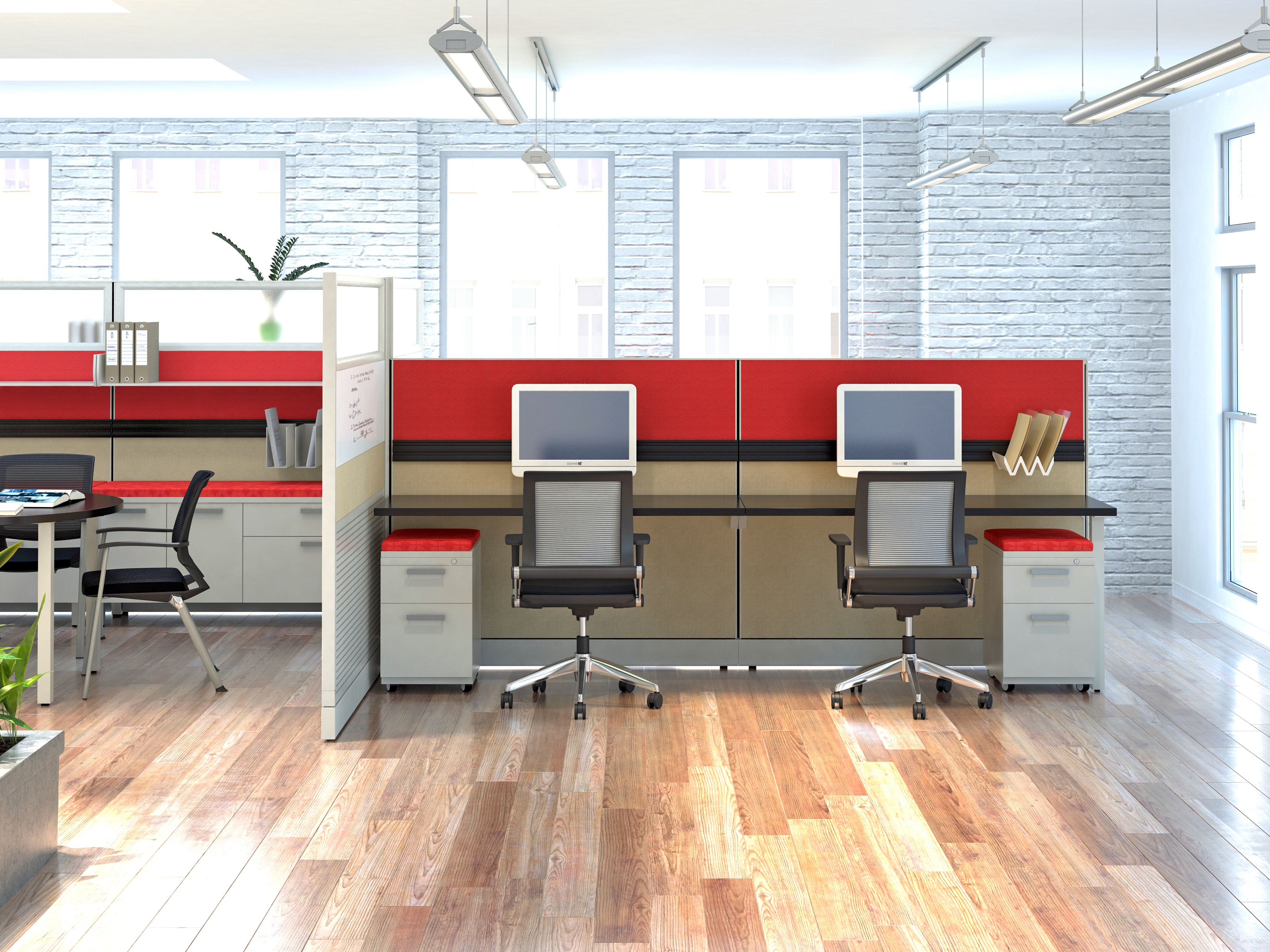 office cubical. Customizing Your Office Cubicle Configuration Cubical