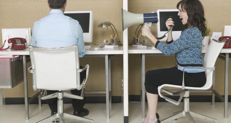 cubicle etiquette