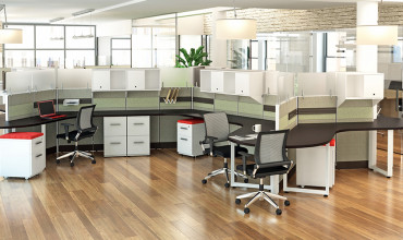 Friant Novo Cubicles