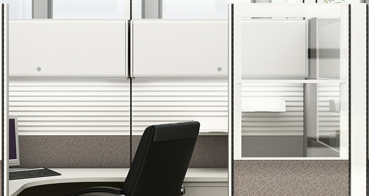 Friant Tiles Cubicles