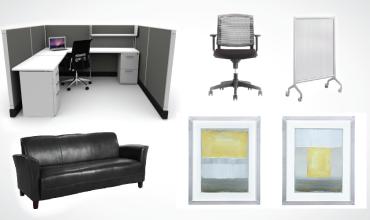 Clean Office Design