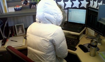 warm cubicle