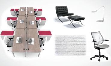 Loft Office Design