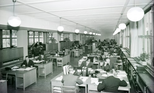 old cubicles, new cubicles