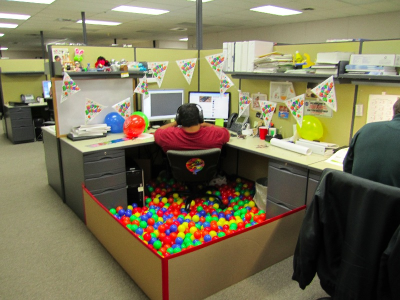 3 Harmless Office Pranks To Pull On Your Coworkers