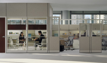 Herman MIller Ethospace Cubicles