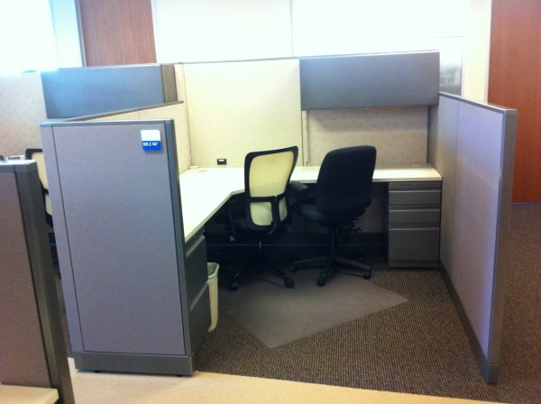 Allsteel Consensys Cubicles