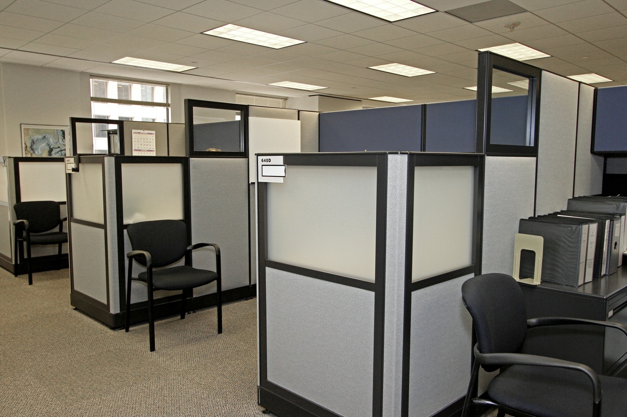 Haworth Places Cubicles For Sale 6x8 And 8x8