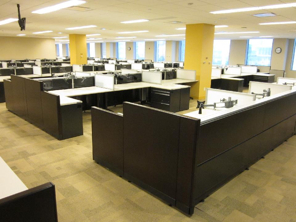 Knoll Currents Benching Cubicles On Sale Cubiclesnet