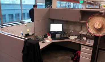 Herman Miller Ethospace, Manager Cubicles