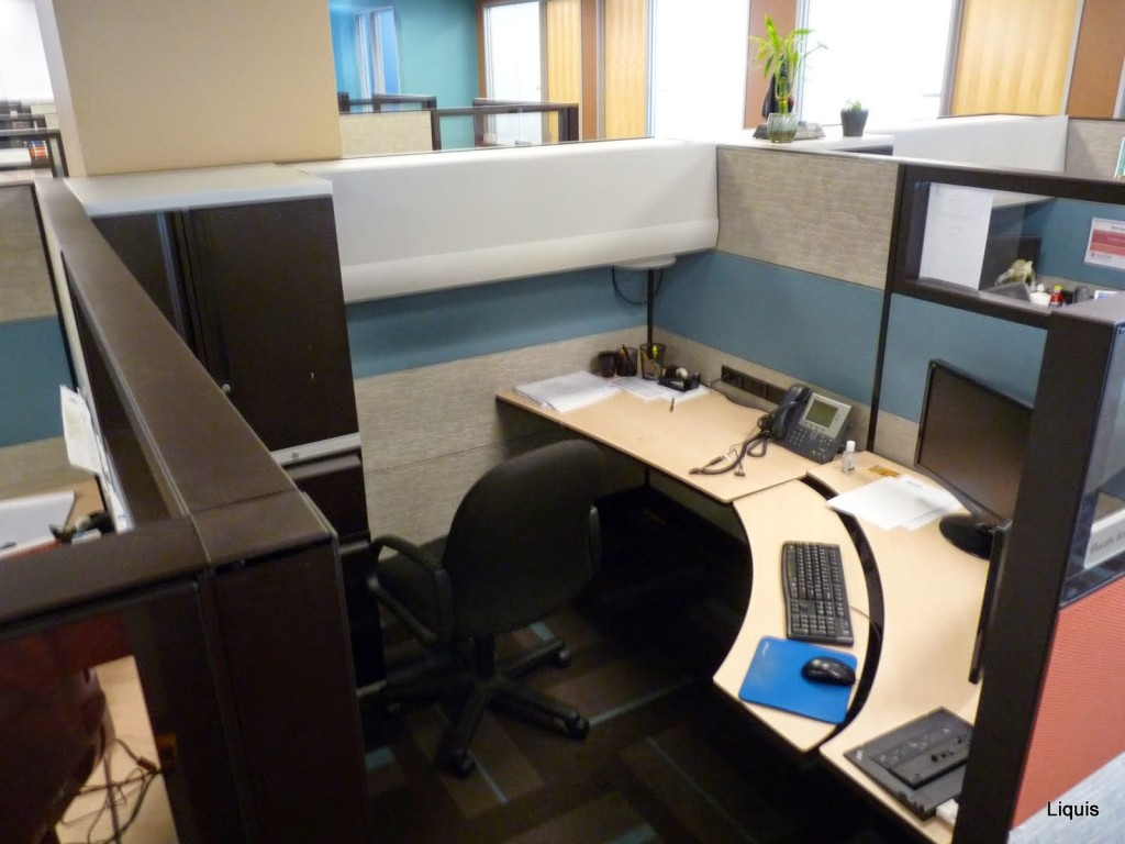 Teknion Cubicles Multiple Sizes Cubiclesnet