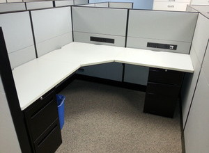 Teknion Leverage Cubicles_4