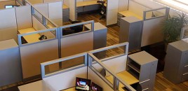 Revitalize your Office with Refurbished Cubicles