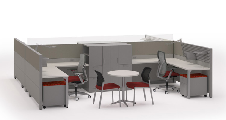 allsteel cubicles