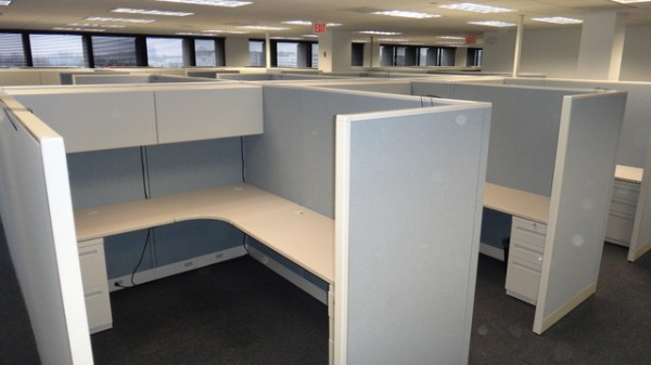 Allsteel Concensys Cubicles