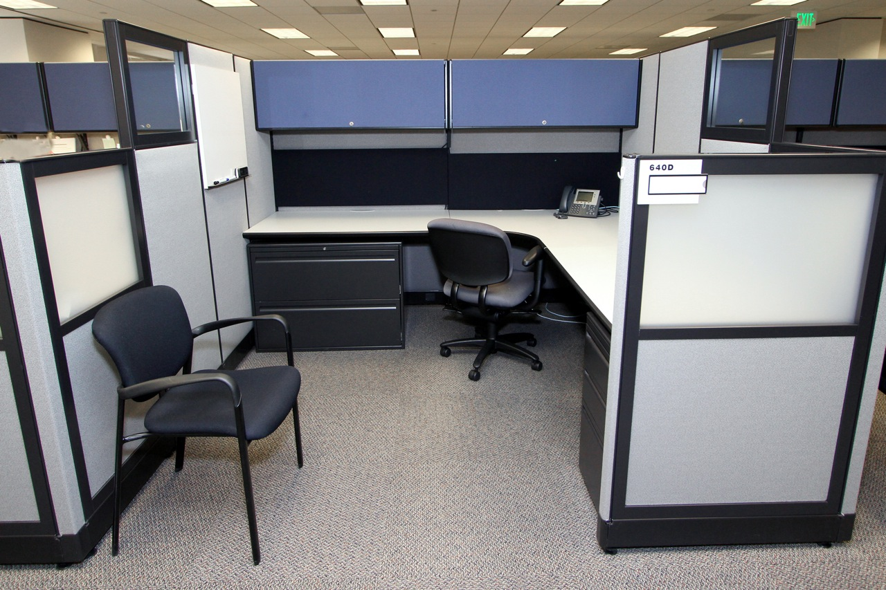 Haworth places cubicles for sale 6x8 and 8x8 for 8x8 office design