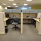 Used Herman Miller Q Cubicles